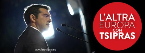 Another Europe with Tsipras